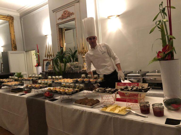 service buffet